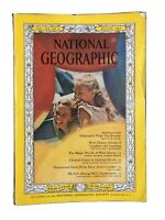 Walt Disney Story in National Geographic August, 1963 Vol. 124, No. 2