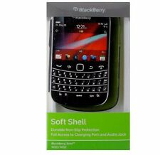 BlackBerry Softshell Case for BlackBerry Bold 9930/9900 - TPU Bottle Green