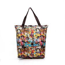 Grocery Foldable Shopping Supermarket Storage Reusable Bag Handbag Xmas Gift