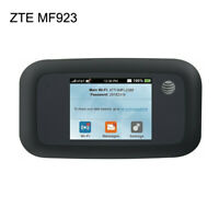 AT&T Unlocked ZTE MF923 Velocity 4G LTE Wi-Fi Router Mobile Broadband Hotspot