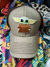 Star Wars The Child-Baby Yoda Embroidered Trucker Baseball Hat New FREE S/H
