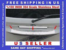 BMW X1 REAR BUMPER SILL COVER REAR BUMPER PROTECTOR S. STEEL POLISHED E 84 2013<
