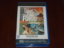 The Land That Time Forgot VHS 1970's Sci-Fi  Warner Home Video PAL