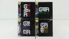 GIANT ROBO Vol.1~4  7LD box Japan tokusatu  laserdisc USED