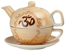 "Wunderschön: Tea for One "" India "", 3-teiliges Set der Marke Prettea"
