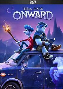 Onward (DVD, 2020 - Disney Pixar) New & Sealed FREE Shipping!