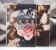 PALAIS SCHAUMBURG - PARLEZ-VOUS SCHAUMBURG ? LP + OBI NEW SEALED GERMANY 1984