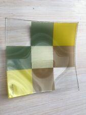 2 Schalen Im Karo Look Zeitlos 24 Und 33 Cm Seitenlänge Nur Als Set Gebrauchsspuren Kein Versand