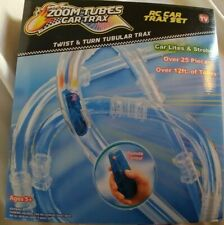 Nip As Seen On TV Zoom Tubes Car Trax RC Track Set