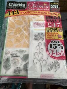 Simply cards and papercraft magazine - Issue 217 June Issue Brand New Sealed