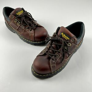 Dr Martens Industrial AirWair Steel Toe Safety Boots PO432 Mens 11 Wide F2413-18