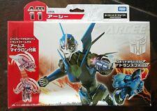 Transformers Prime AM-11 Arcee Takara Tomy Japan AM11 MISB New damaged box