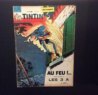 Journal Tintin n°718 de 1962 Éd Française
