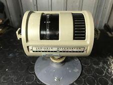Hp R382a Variable Attenuator Microonde X Spettro Oscilloscopio