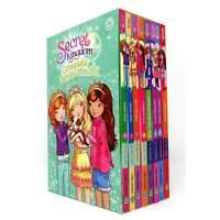Secret Kingdom Series 4 and 5 Collection 19-26 Rosie Banks 8 Books Set Childrens