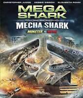Mega Shark Vs Mecha Shark [Blu-ray] Brand New sealed ships NEXT DAY w tracking