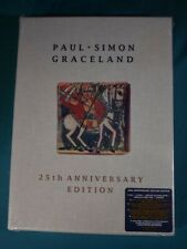 Paul Simon Graceland 25th Anniversary Deluxe Edition Box Set 2 CDs & 2 DVDs