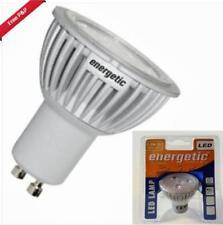 10x Energetic LED Reflector GU10 5W Warm White 3000K Energy Saving Bulb Lamp 830