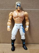 "Sting 6"" inch WCW White Toybiz Evolution of Sting WWE TNA Loose"