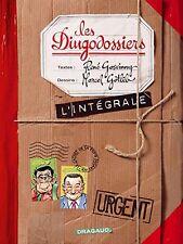 Die dingodossiers, l'intégrale