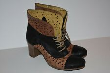 BRAKO Ankle Lace Up Boots Women Size 38