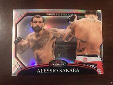 2011 UFC Finest #89 - Alessio Sakara - #'d 848/888