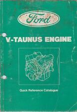 FORD Germania 1.5 1.7 V4 e 1.8 2.0 2.3 2.6 V6 motore proprietario ILLUSTRATO elenco parti