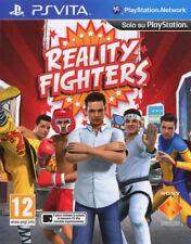 Reality Fighters PSVita          - totalmente in italiano