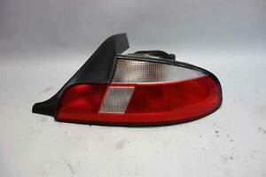 BMW Z3 Roadster Right Passenger Rear Tail Light Clear White 1999-2002 USED OEM