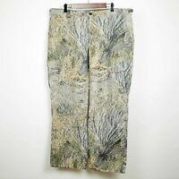 MAGELLAN Women's XXL - Mossy Oak Brush camouflage camo pants hunting outdoor