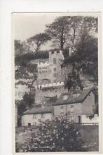 Fort Montagu Knaresborough Vintage RP Postcard 432a