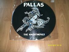 """PALLAS-KNIGHTMOVES 12""""(HARVEST)PICTURE DISC/SIGNED"""