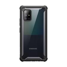 Galaxy A71 5G Case i-Blason Ares Dual Layer Rugged Bumper Cover Screen Protector