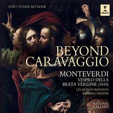 Sophie Marin-Degor - Beyond Caravaggio Monteverdi: Vespro Della [New CD]