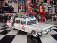 '16 HOT WHEELS GHOSTBUSTERS ECTO-1 LOOSE RETRO ENTERTAINMENT