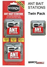 More details for nippon ant bait station or ant kill liquid gel, trap stop ants colony pre baited