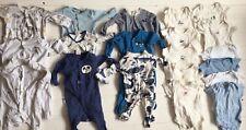 Baby Boy Clothes Bundle   0-3 Month   Organic Cotton   NEXT M&S