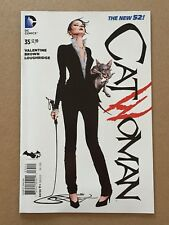 CATWOMAN V.3 #35 A JAE LEE COVER NM 1ST PRINTING DC NEW 52 GENEVIEVE VALENTINE