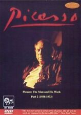 Picasso - the Man and His Works Part 2 [1976] [DVD] [NTSC], DVD | 0033909200295