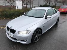 2007 * BMW 325d M Sport * e92 Coupe AUTOMATIC * light damage salvage repairs
