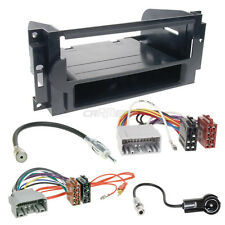 DODGE CALIBER 06-09 1-DIN radio de voiture Set d'installation Câble adaptateur