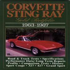 Corvette Stingray 1963-1967 (Paperback or Softback)