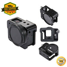 PULUZ GoPro HERO6/ 5 CNC Aluminum Alloy Housing Shell Case Protective Cage with