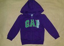 Gap Girls Sweatshirt hoodie fleece lined new size 4