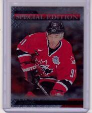 JOE SAKIC 13/14 Upper Deck Team Canada Special Edition Insert Card #SE-36