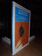 La saggezza di Pitagora.Il Grande iniziato e le...Ekkirala Krishnamacharaya 1999