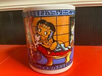 Betty Boop Cleopatra/Egyptian Collectors Large Mug 1997 by Simson Giftware Mint