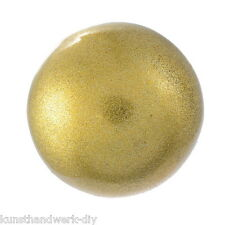 KUS:1 Harmony Ball Gold Bola Mexican Klangkugel Anhänger Schutzengel 18mm