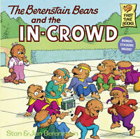 Berenstain Bears and the In Crowd (Paperback) FREE ship $35
