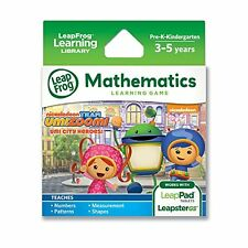 LeapFrog LeapFrog Learning Game Team Umizoomi: Umi City Heroes (for LeapPad Tabl